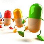 Виды лечения. №2 — Лекарства