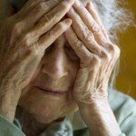 Чем обусловлен старческий психоз