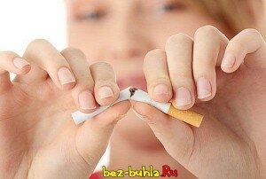 Воздействие табачного дыма