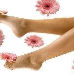 Чтобы ножки были красивыми!
