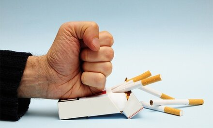 Пора резко бросить курить!