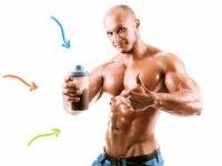 Протеиновый коктейль для роста мышц