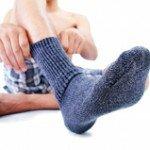 Носки от потливости ног